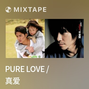 Mixtape Pure Love / 真爱 - Various Artists