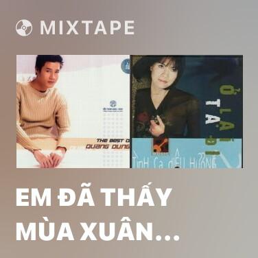 Mixtape Em Đã Thấy Mùa Xuân Chưa - Various Artists