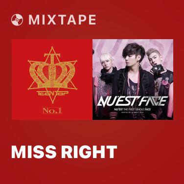 Mixtape Miss Right - Various Artists