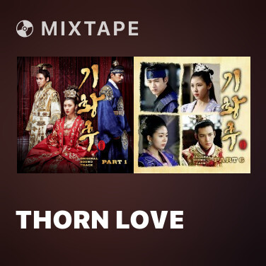 Mixtape Thorn Love - Various Artists