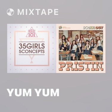 Mixtape Yum Yum - Various Artists