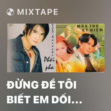 Mixtape Đừng Để Tôi Biết Em Dối Gian - Various Artists