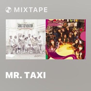 Mixtape Mr. Taxi - Various Artists