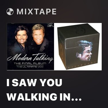 Mixtape I Saw You Walking In The Rain - Various Artists