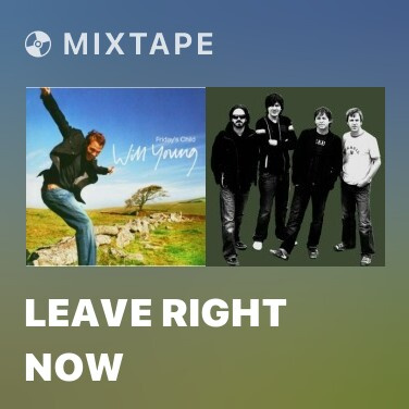 Mixtape Leave Right Now - Various Artists