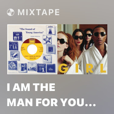 Mixtape I Am The Man For You Baby - Various Artists