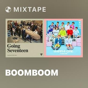 Mixtape BOOMBOOM - Various Artists