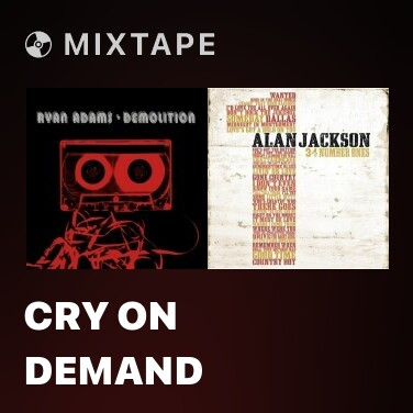 Mixtape Cry On Demand - Various Artists