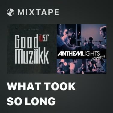 Mixtape What Took So Long - Various Artists