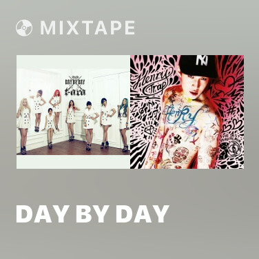 Mixtape Day By Day - Various Artists
