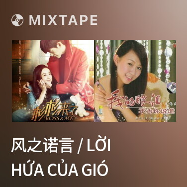 Mixtape 风之诺言 / Lời Hứa Của Gió - Various Artists