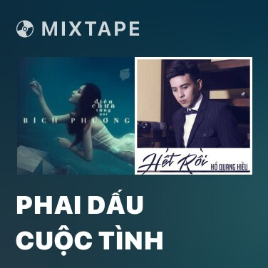 Mixtape Phai Dấu Cuộc Tình - Various Artists