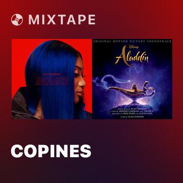 Mixtape Copines - Various Artists