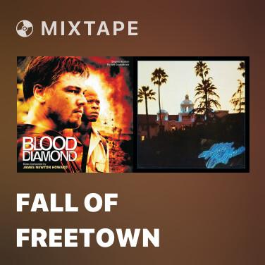 Mixtape Fall Of Freetown - Various Artists