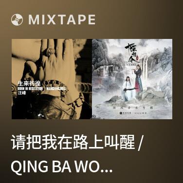 Mixtape 请把我在路上叫醒 / Qing Ba Wo Zai Lu Shang Jiao Xing / Xin Hãy Đánh Thức Tôi Trên Đường Đời - Various Artists