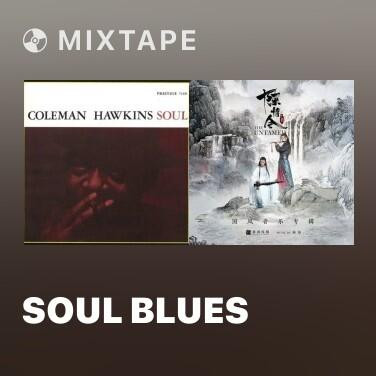 Mixtape Soul Blues - Various Artists