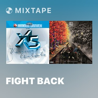 Mixtape Fight Back - Various Artists