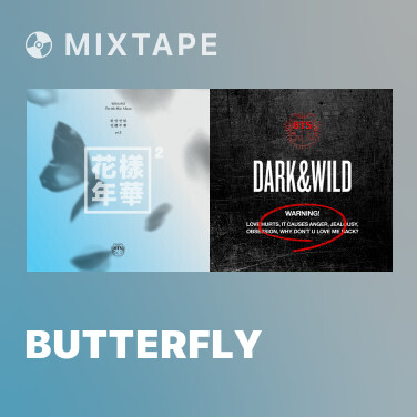 Mixtape Butterfly - Various Artists