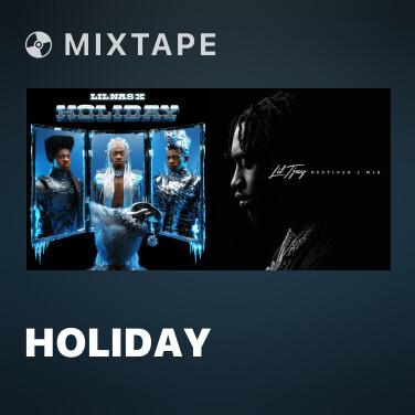 Mixtape HOLIDAY - Various Artists