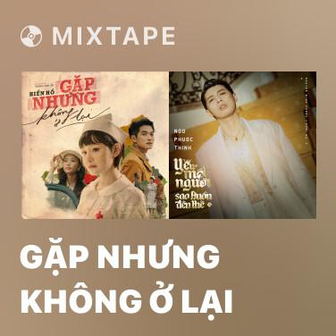 Mixtape Gặp Nhưng Không Ở Lại - Various Artists