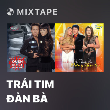 Mixtape Trái Tim Đàn Bà - Various Artists