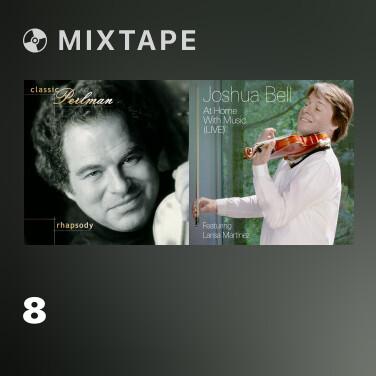 Mixtape 8 Humoresques, Op. 101, B. 187: No. 7, Poco lento e grazioso (Transcribed by Oscar Morawetz for Violin, Cello & Orchestra) - Various Artists