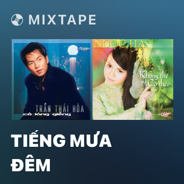 Mixtape Tiếng Mưa Đêm - Various Artists
