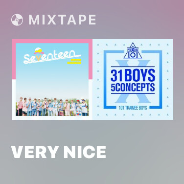 Mixtape VERY NICE - Various Artists