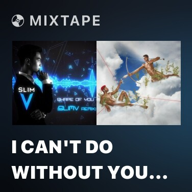 Mixtape I Can't Do Without You (feat. Adam Christopher) - Various Artists