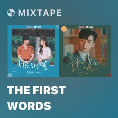 Mixtape The First Words - Various Artists