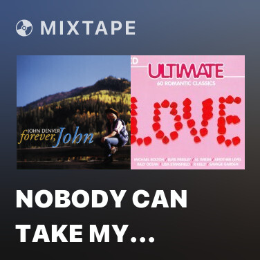 Mixtape Nobody Can Take My Dreams From Me (Studio Outtake - 1980) - Various Artists