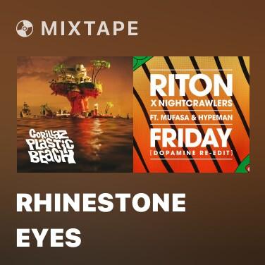 Mixtape Rhinestone Eyes - Various Artists