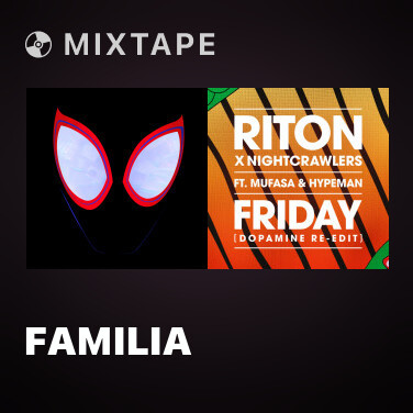 Mixtape Familia (Spider-Man: Into the Spider-Verse) - Various Artists