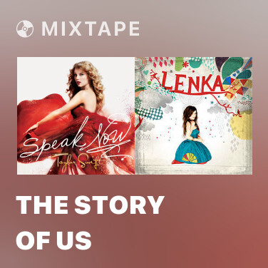 Mixtape The Story Of Us - Various Artists