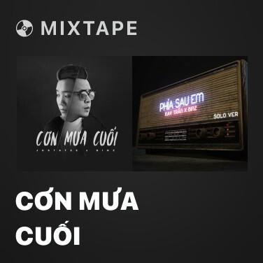Mixtape Cơn Mưa Cuối - Various Artists