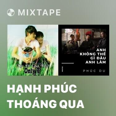 Mixtape Hạnh Phúc Thoáng Qua - Various Artists