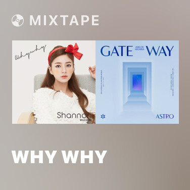 Mixtape Why Why - Various Artists