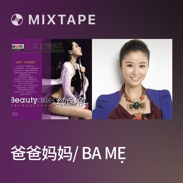 Mixtape 爸爸妈妈/ Ba Mẹ - Various Artists