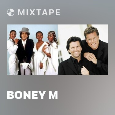 Mixtape Boney M - Various Artists