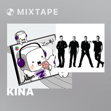 Mixtape Kina - Various Artists
