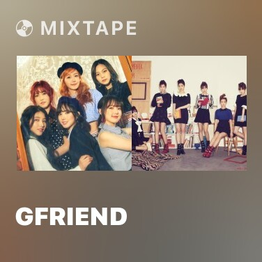 Mixtape GFRIEND - Various Artists