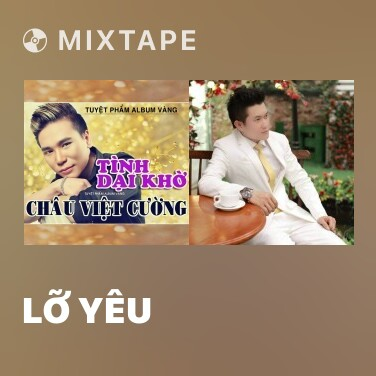Mixtape Lỡ Yêu - Various Artists