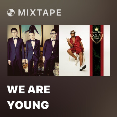 Mixtape We Are Young - Various Artists