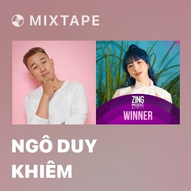 Mixtape Ngô Duy Khiêm - Various Artists