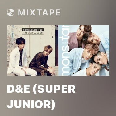 Mixtape D&E (Super Junior) - Various Artists