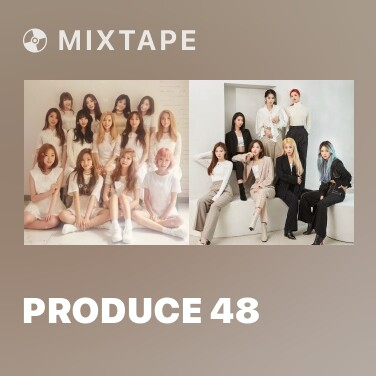 Mixtape PRODUCE 48 - Various Artists