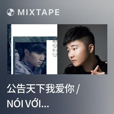 Mixtape 公告天下我爱你 / Nói Với Thiên Hạ Ta Yêu Nàng - Various Artists