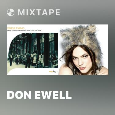 Mixtape Don Ewell - Various Artists