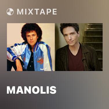 Mixtape Manolis Aggelopoulos - Various Artists