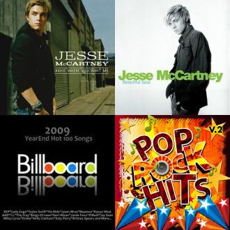 Album  Jesse McCartney -